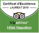 Pourquoi choisir l'hôtel Napoléon à Ajaccio ?