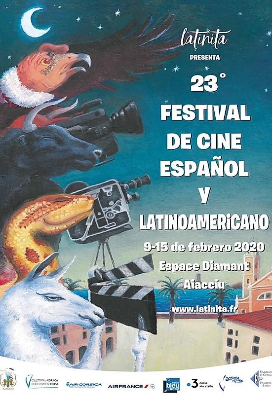 FESTIVAL DU CINEMA ESPAGNOL