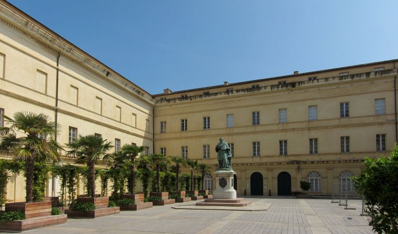 Le musée Fesch - Ajaccio
