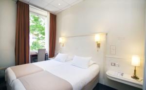 Les chambres rénovées de l'hôtel